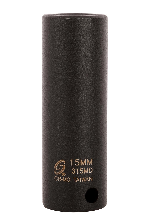 "15mm Impact Socket Sunex 315M 3//8/"" Dr"