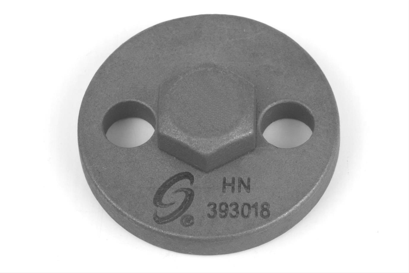 Sunex Tools Brake Caliper Tool Adapters 393018 - Free