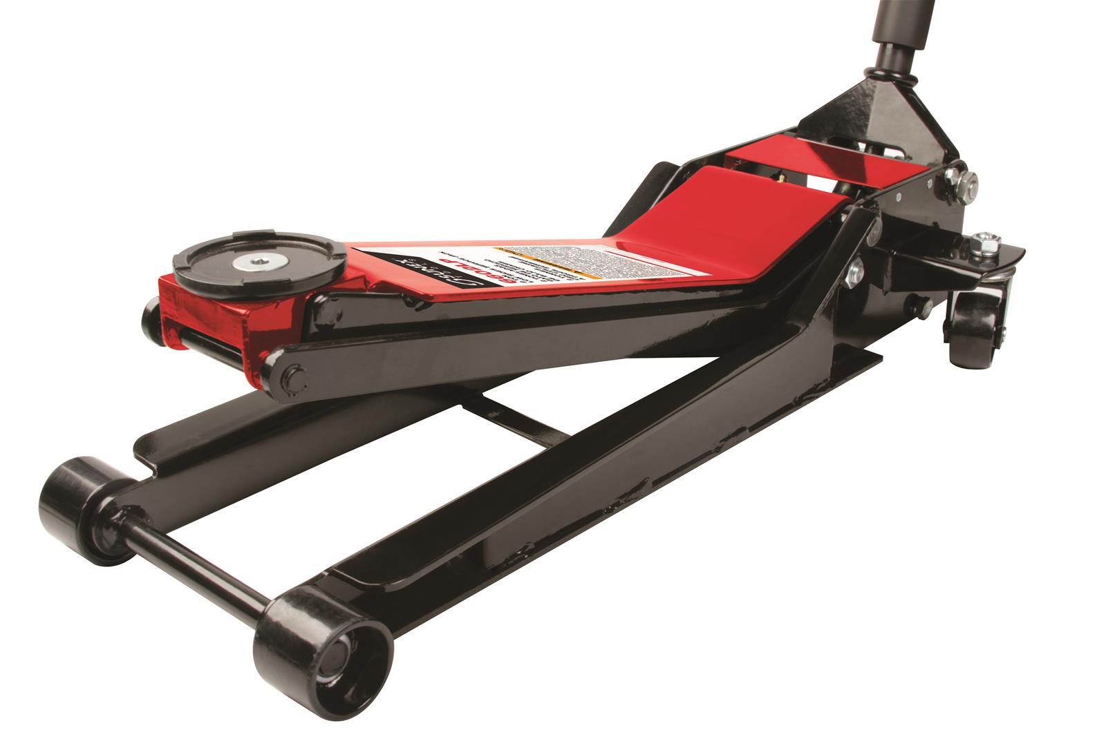 sunex tools 2 ton lowrider service jacks 6602lp - free shipping on