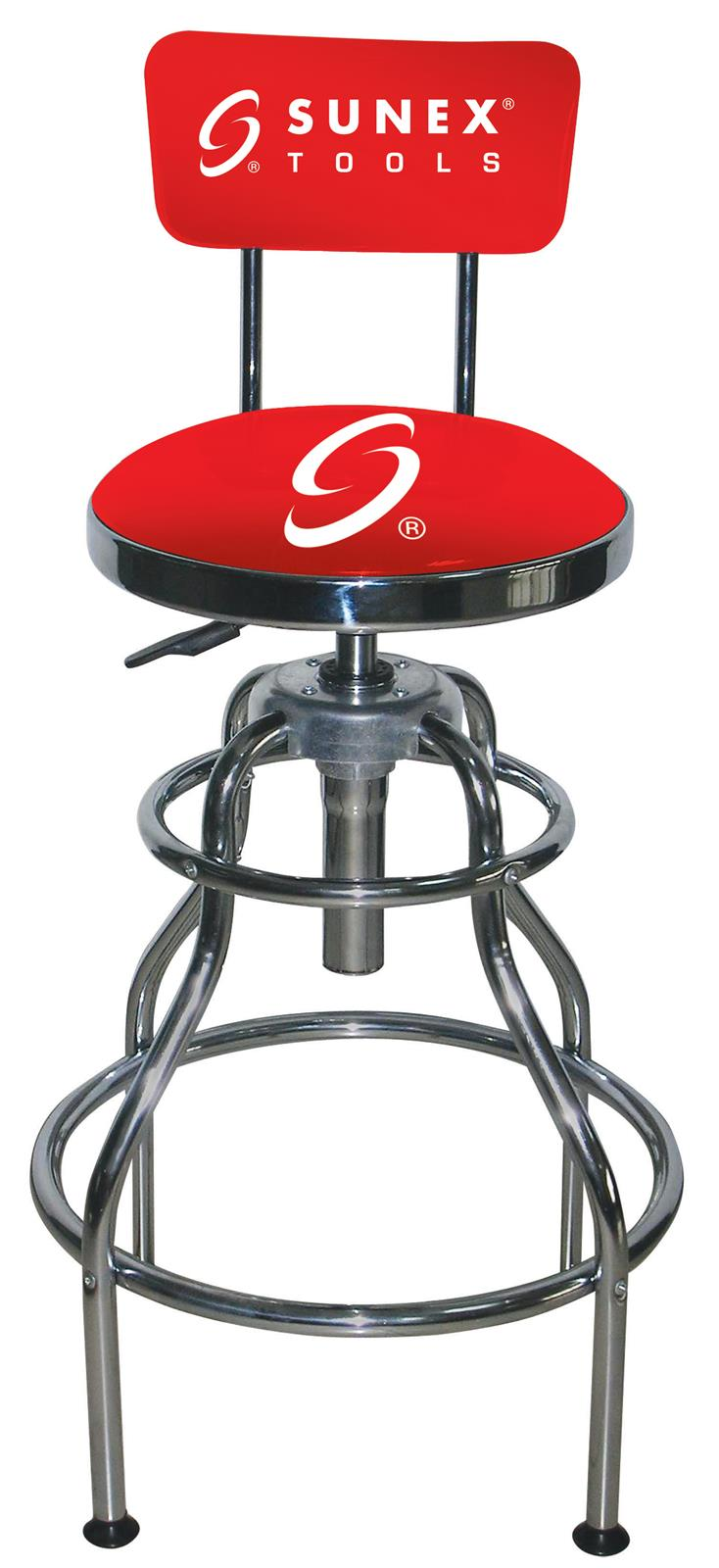 sunex tools hydraulic shop stool 8516 ebay