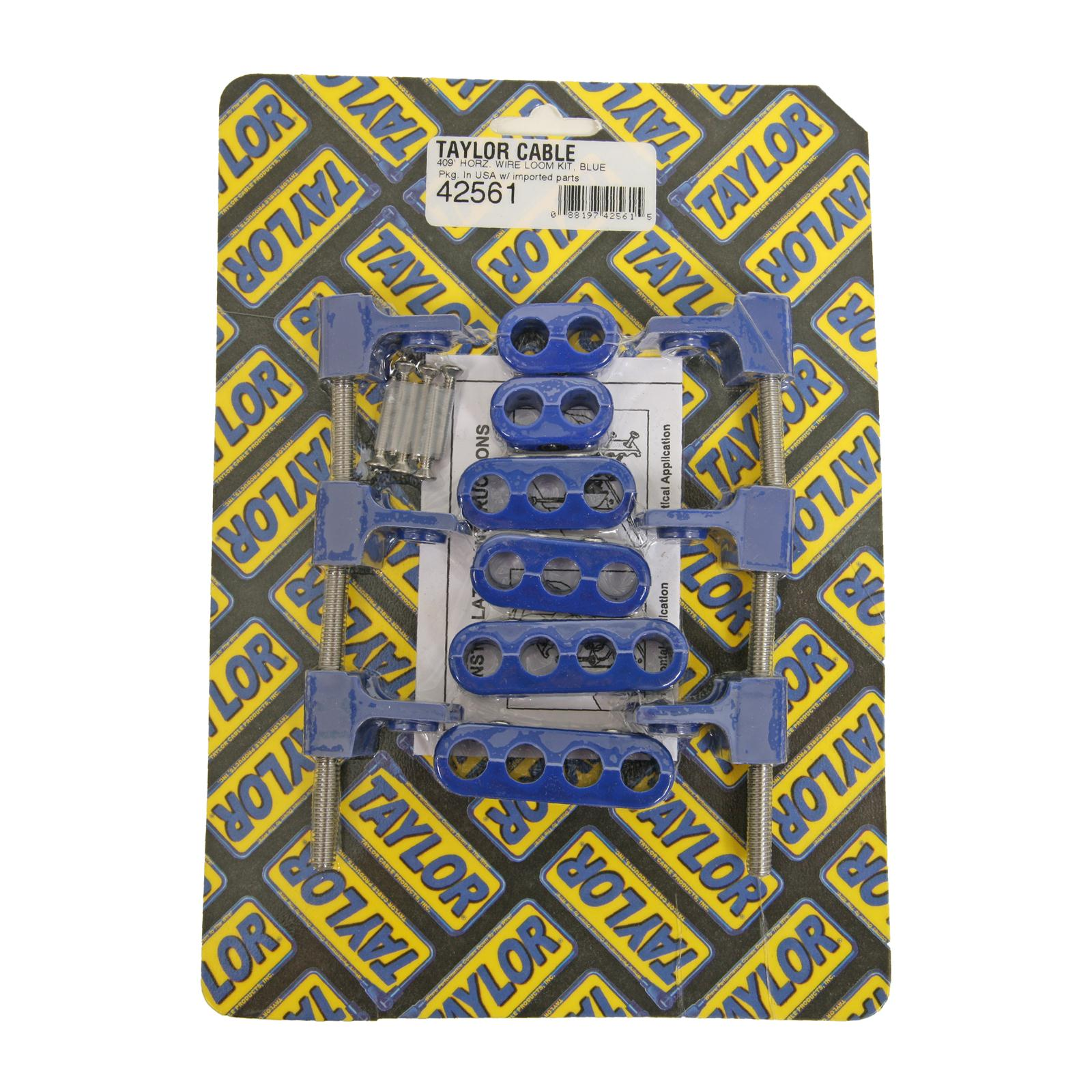 Taylor V8 Horizontal Wire Loom Kits 42561 - Free Shipping on Orders ...