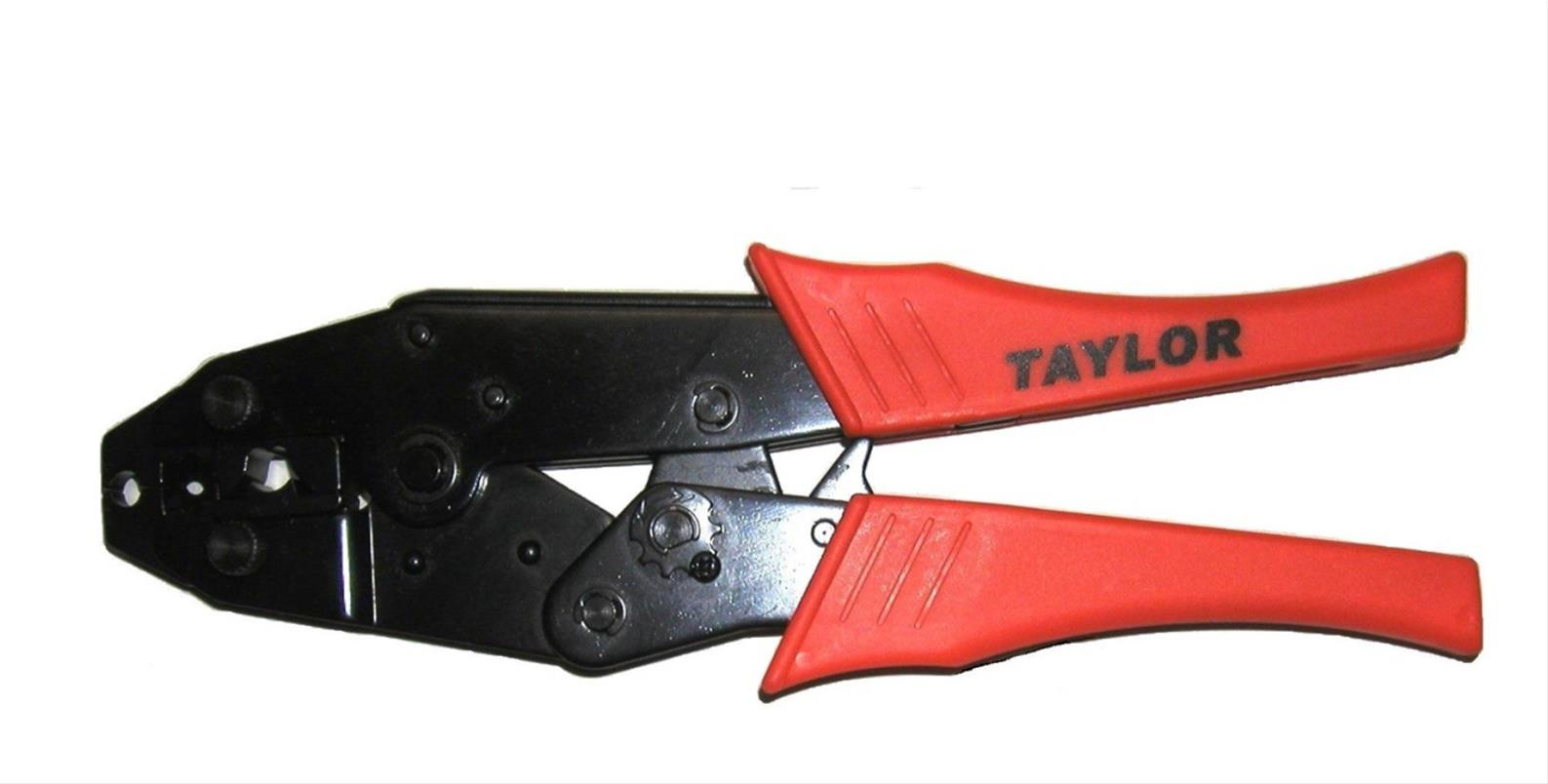 Taylor Professional Wire Crimping Tools 43400 Free Shipping On A Wiring And Tool Is Used To Orders Over 99 At Summit Racing