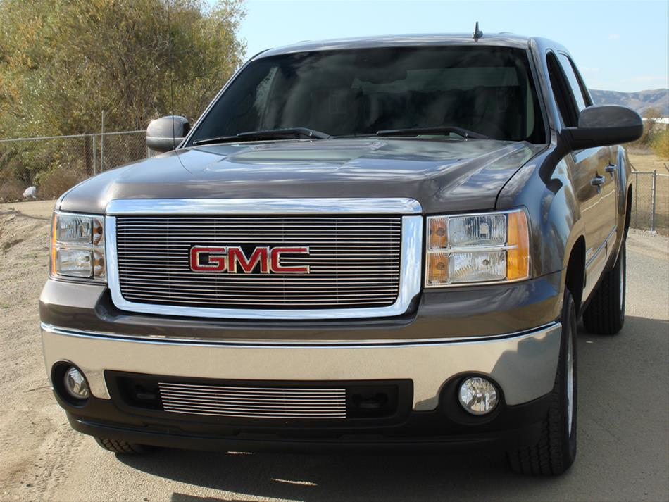 Gmc billet logo