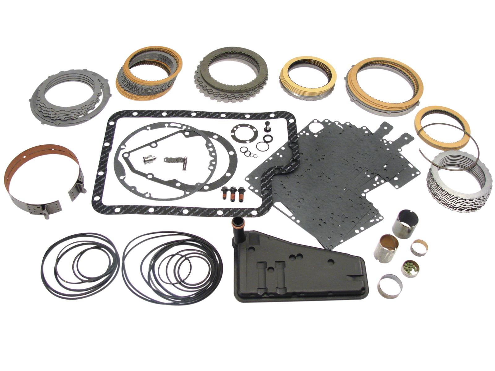 kits porsche Rebuild auto tranny for