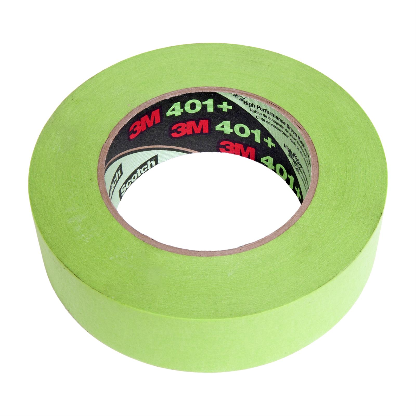 3m 401 green masking/painter's tape