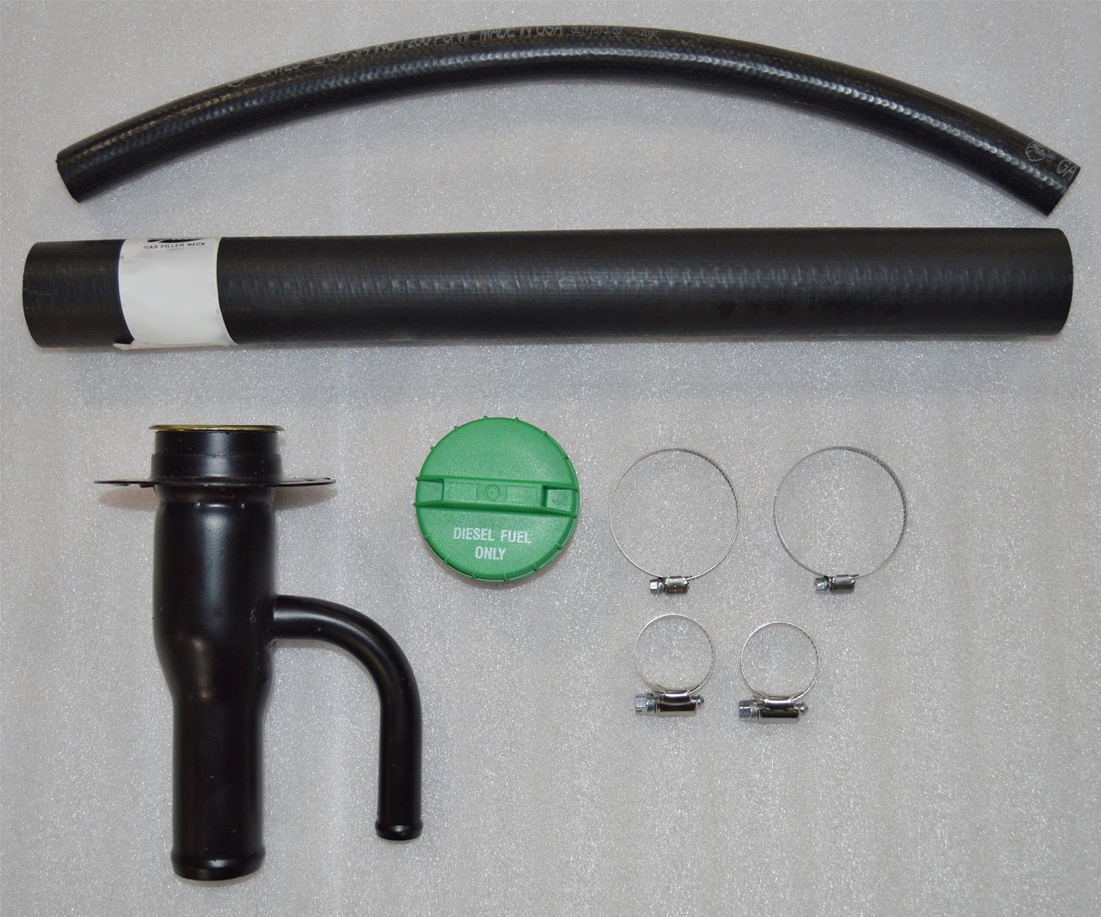 Spectra Premium FN964 Fuel Filler Neck