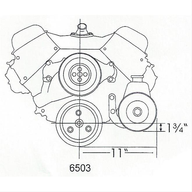 impala steering diagram
