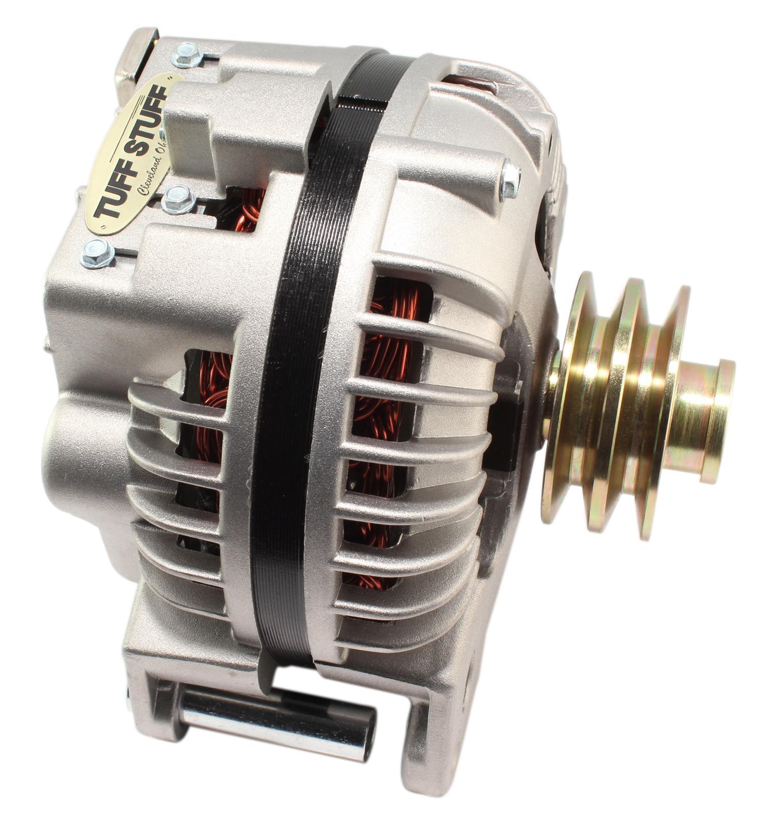 DODGE MAGNUM Tuff Stuff Performance High-Amp Output Factory Cast-Plus  Alternators 9509DP
