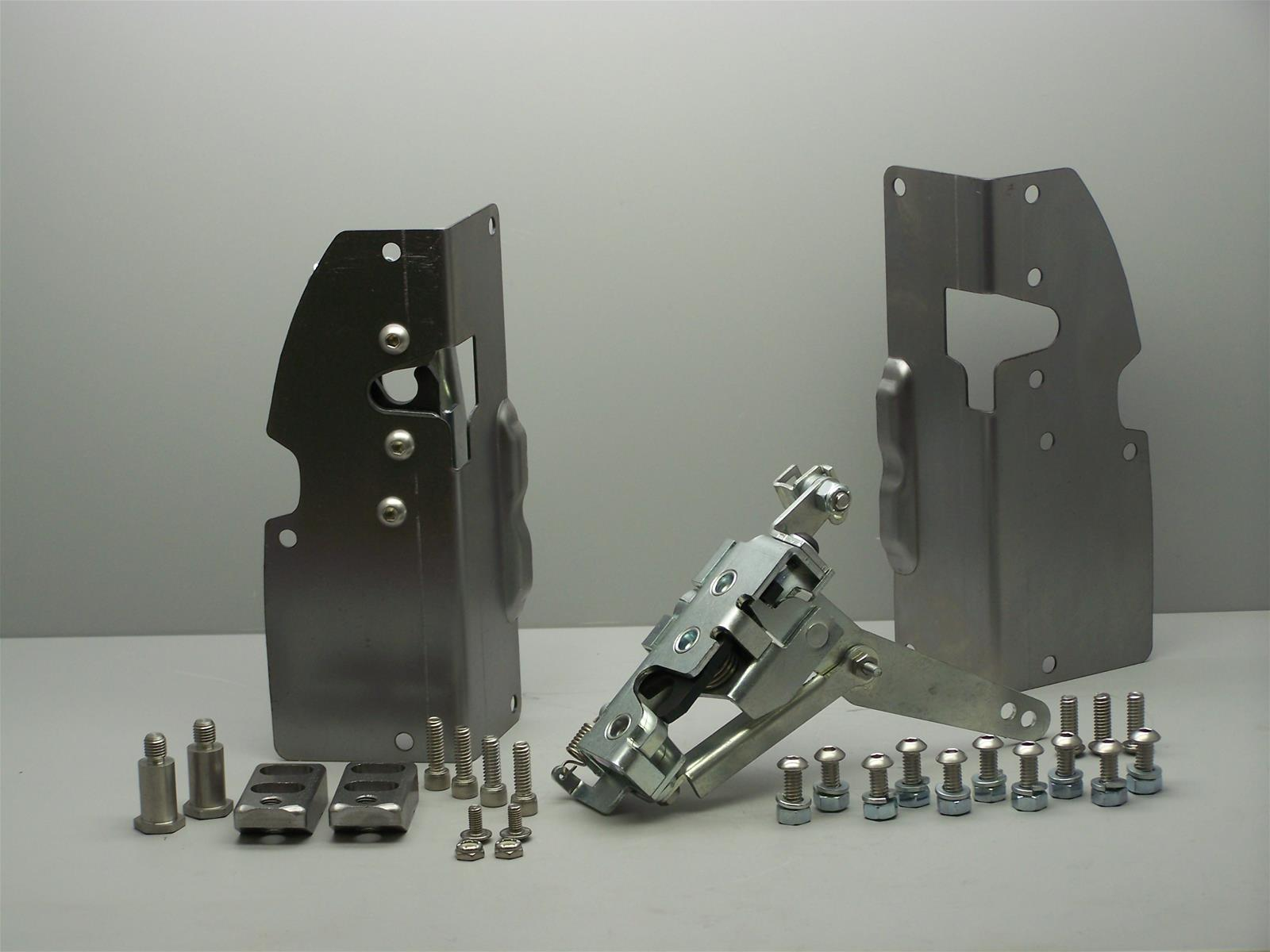 Trique manufacturing altman easy latch kits ael ft4852 for 1940 ford door latch