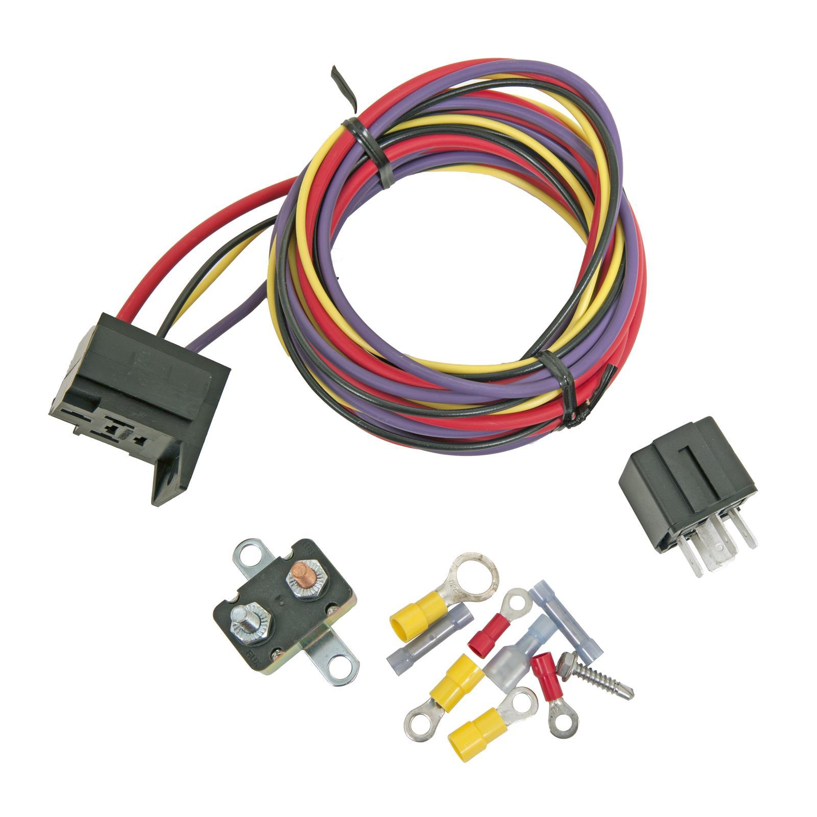 trick flow 25004k electric fuel pump wiring 30 amp relay. Black Bedroom Furniture Sets. Home Design Ideas