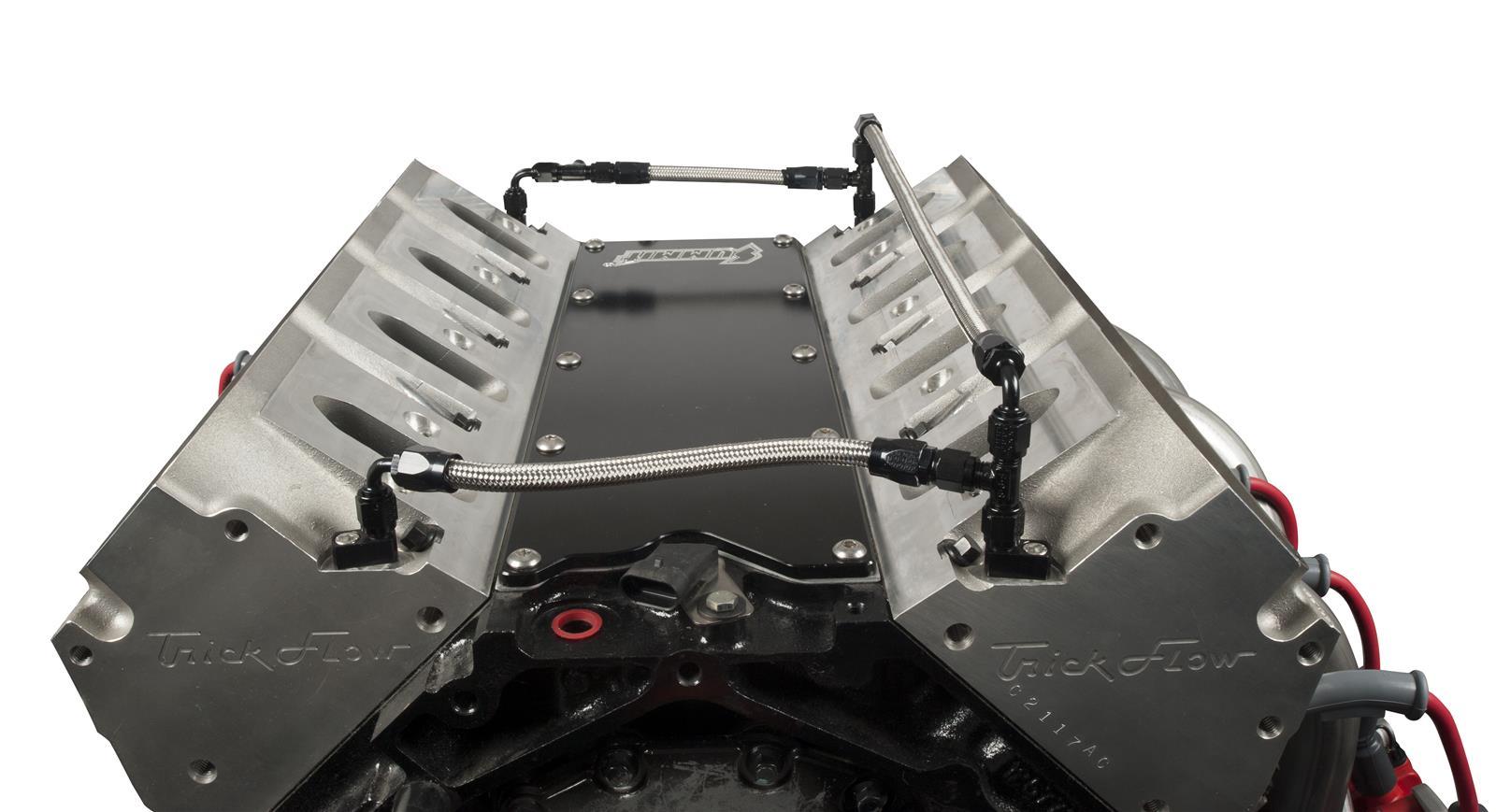 Trick Flow® GM LS Engine Steam Line Plumbing Kits TFS-306S0601