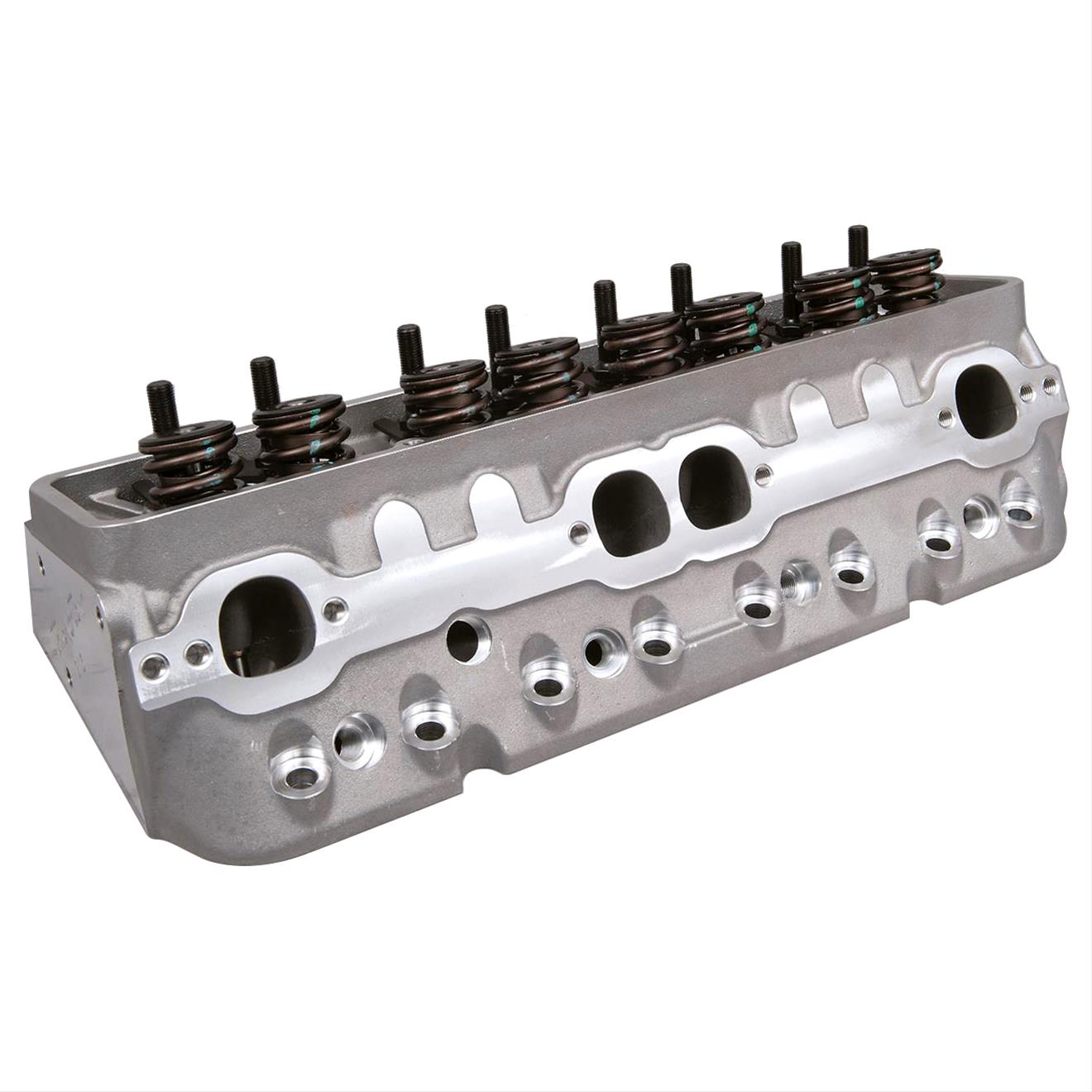 Trick Flow Super 23 195 Cylinder Head For Small Block