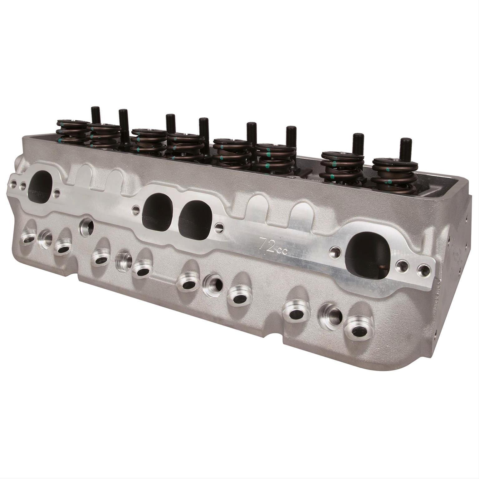Trick Flow Super 23 215 Cylinder Head For Small Block