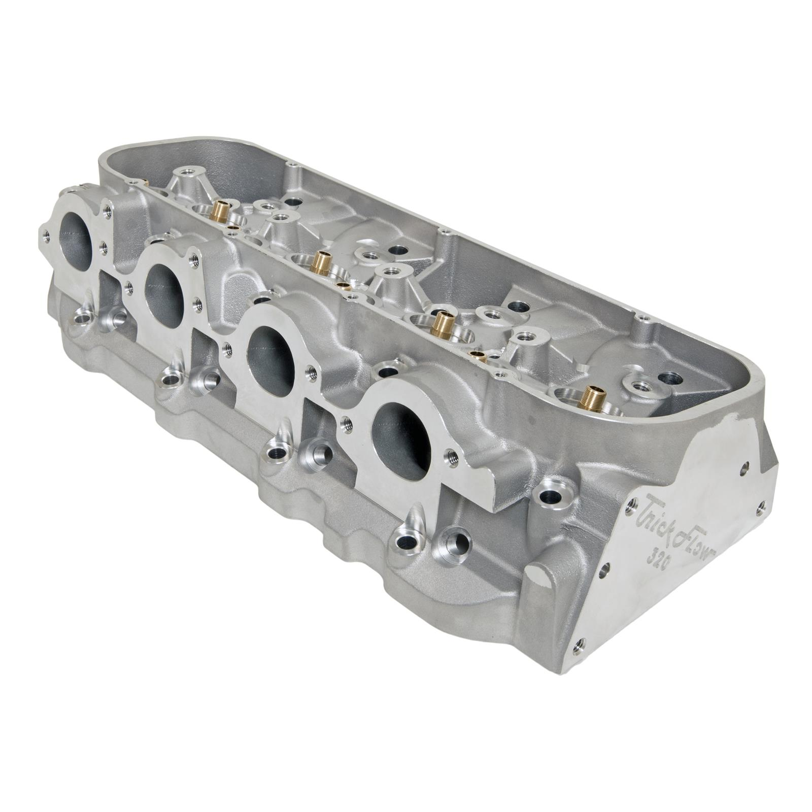 Trick Flow® PowerPort® 320 Cylinder Heads For Big Block