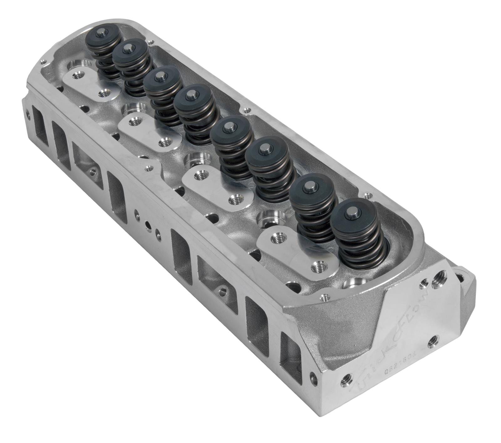Trick Flow® Twisted Wedge® 170 Cylinder Heads For Small