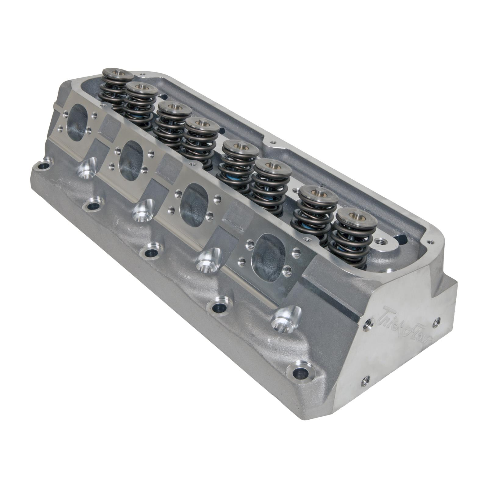 Trick Flow® High Port® 225 Cylinder Heads For Small Block