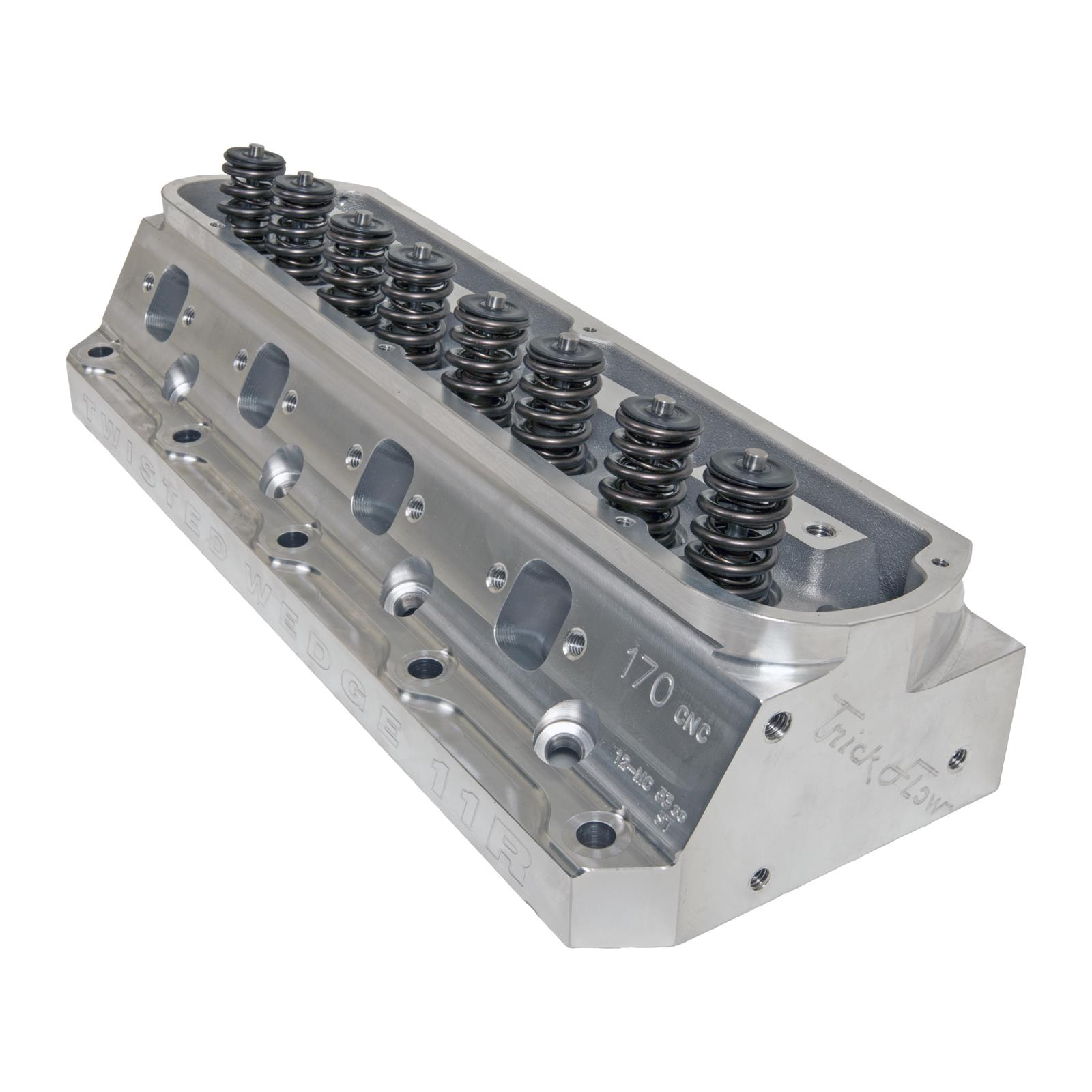 Trick Flow Twisted Wedge 11R 170 Cylinder Heads For Small