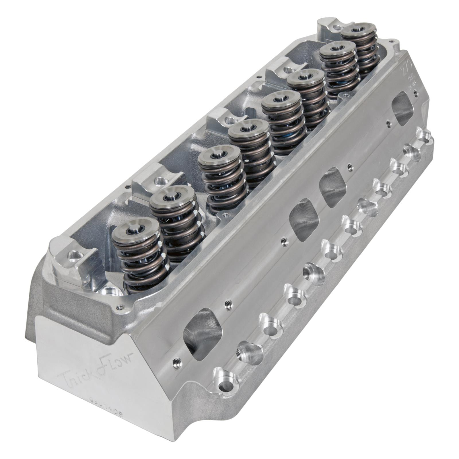 Trick Flow® PowerPort® 270 Cylinder Heads For Big Block