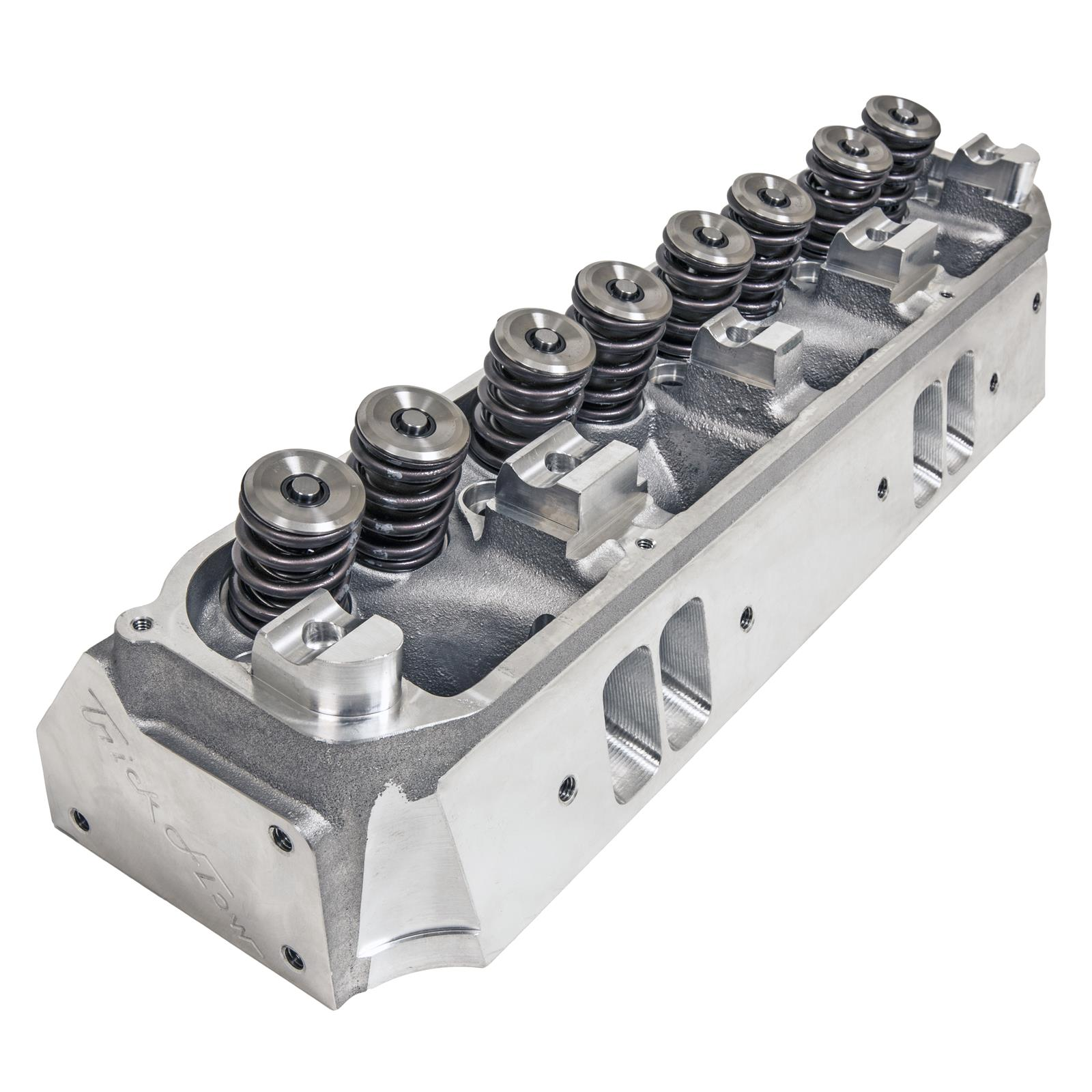 Trick Flow® Powerport® 240 Cylinder Heads For Big Block