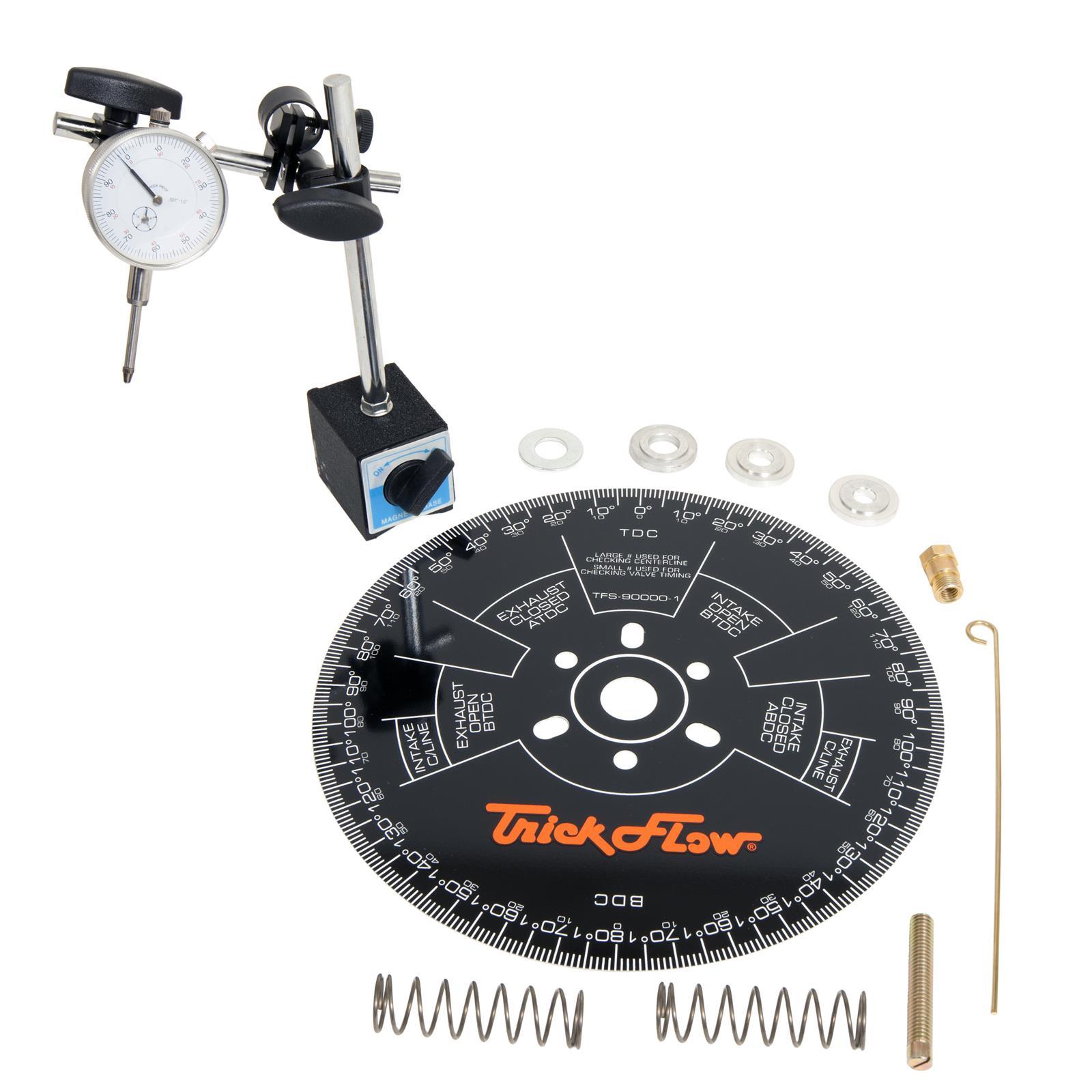 Trick Flow® Cam Degree Kits TFS-90000-16