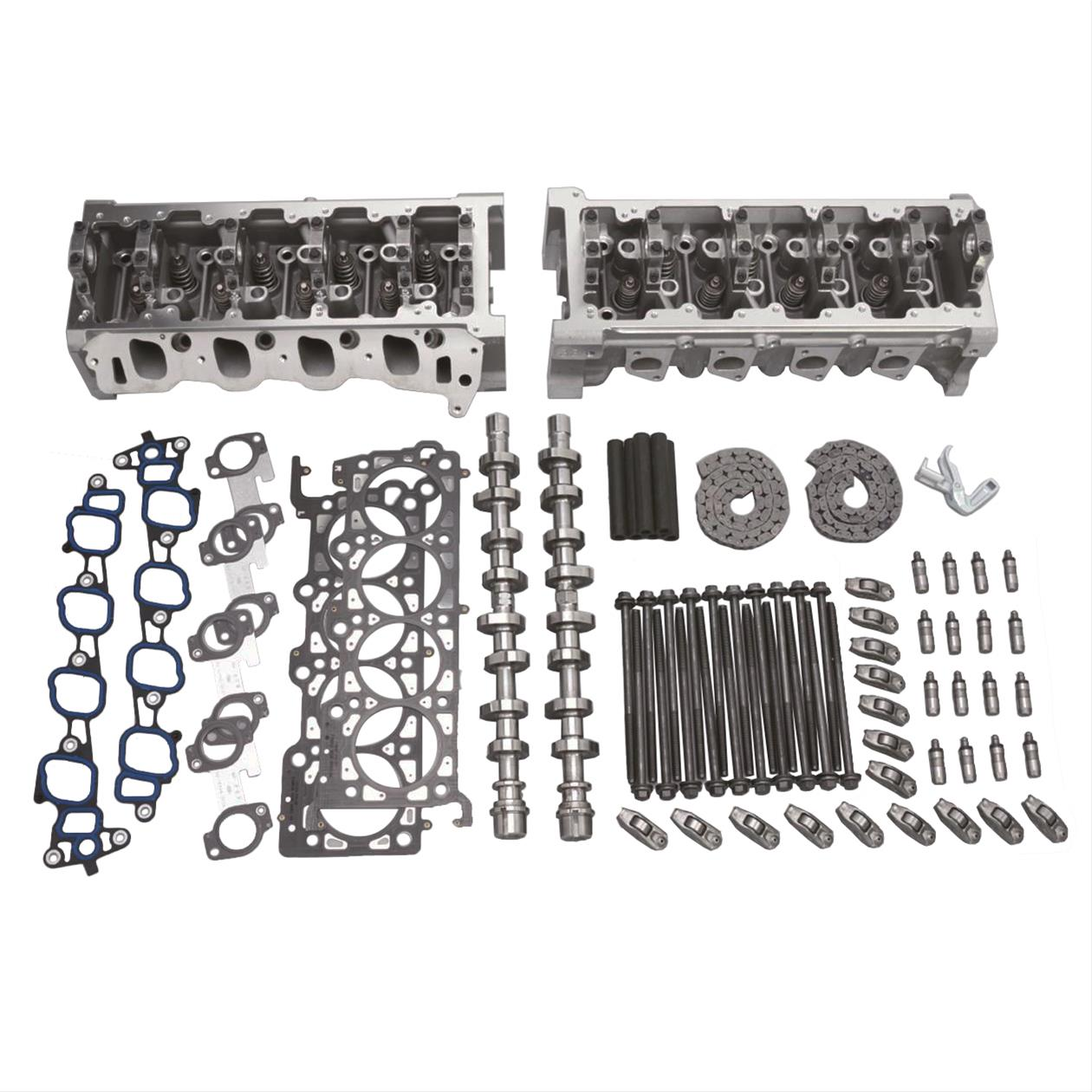 Trick Flow Twisted Wedge Top-End Engine Kits For Ford 4.6L
