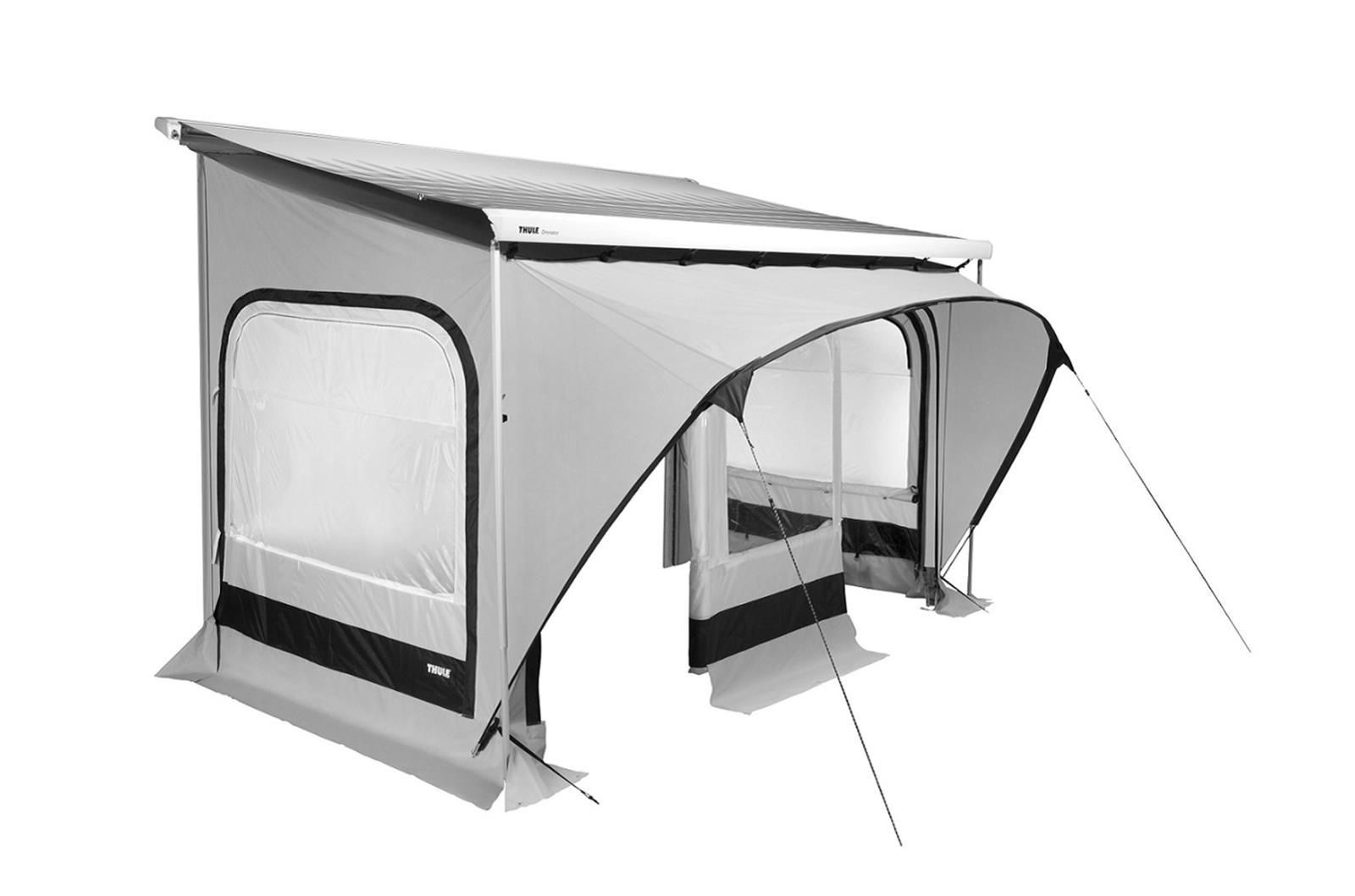 Thule QuickFit HideAway Awning Tents 309921 - Free ...