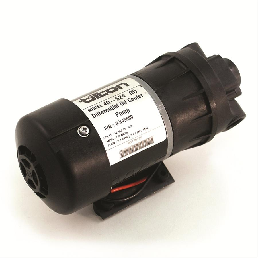 Tilton Transmission And Or Differential Oil Cooler Pumps