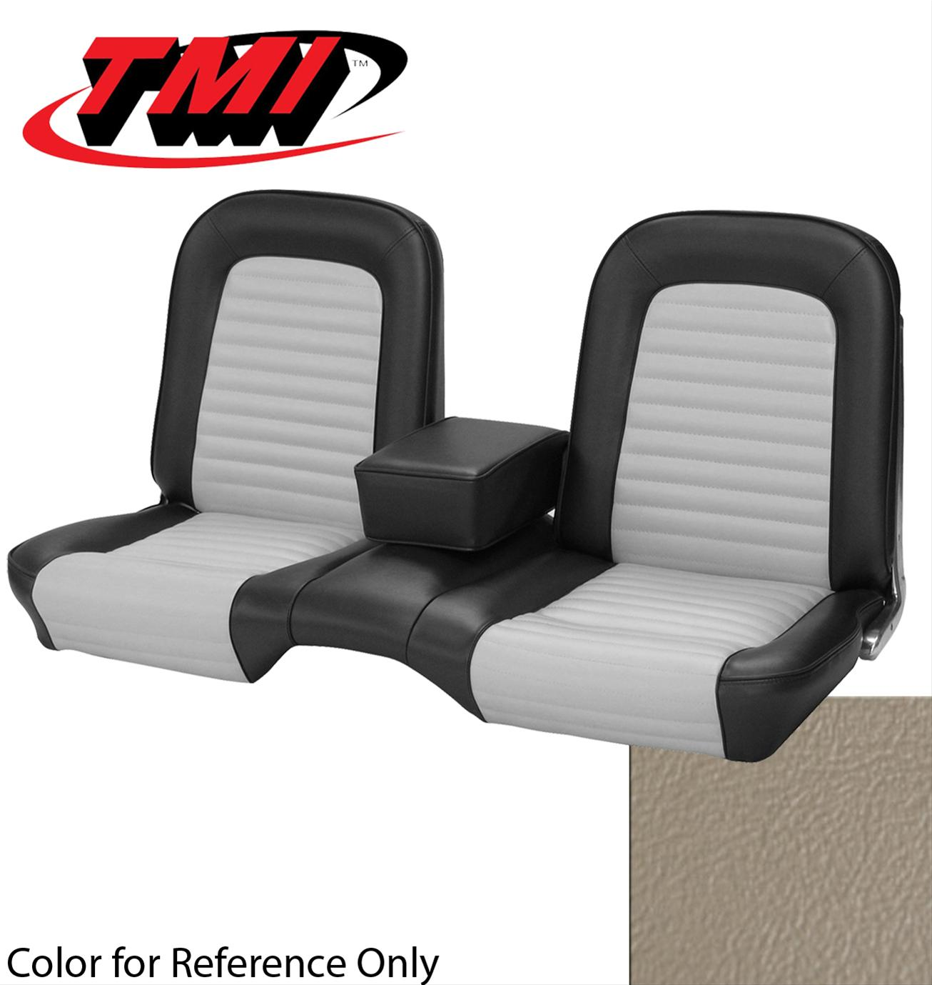 1965 Ford Mustang Tmi Standard Seat Upholstery 43 70305 2290 Free