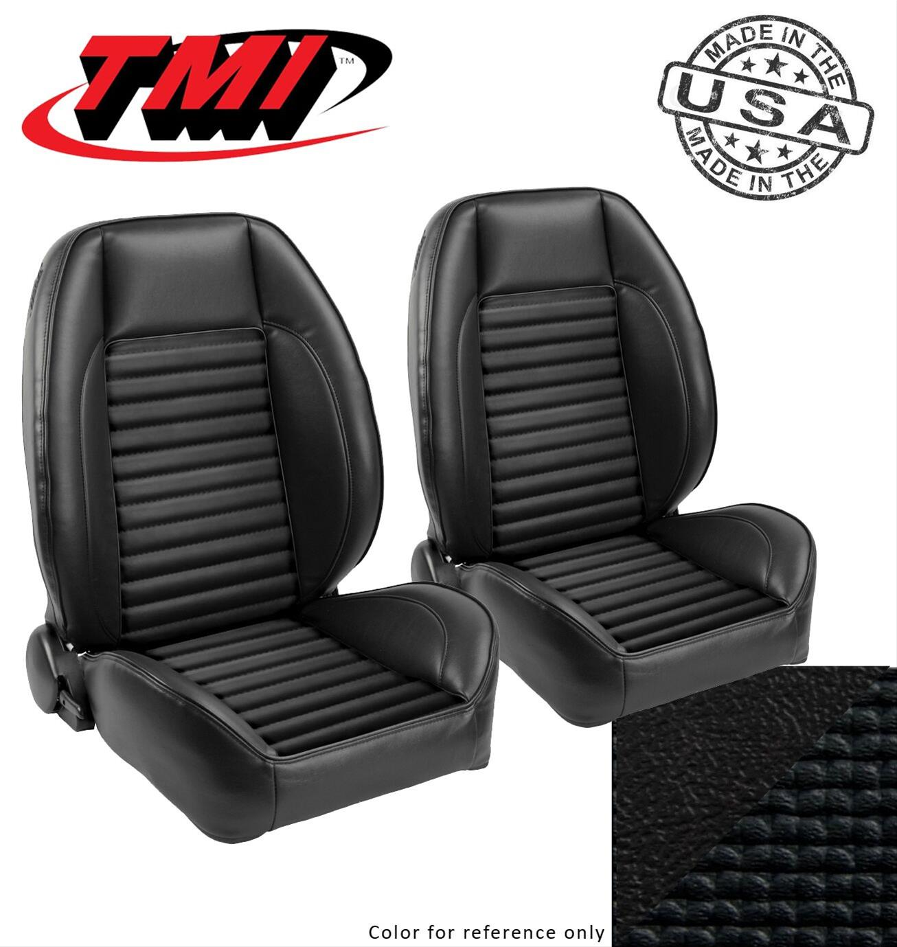 1966 FORD MUSTANG TMI Pro-Series Low Back Seats 47-7001-958-2949