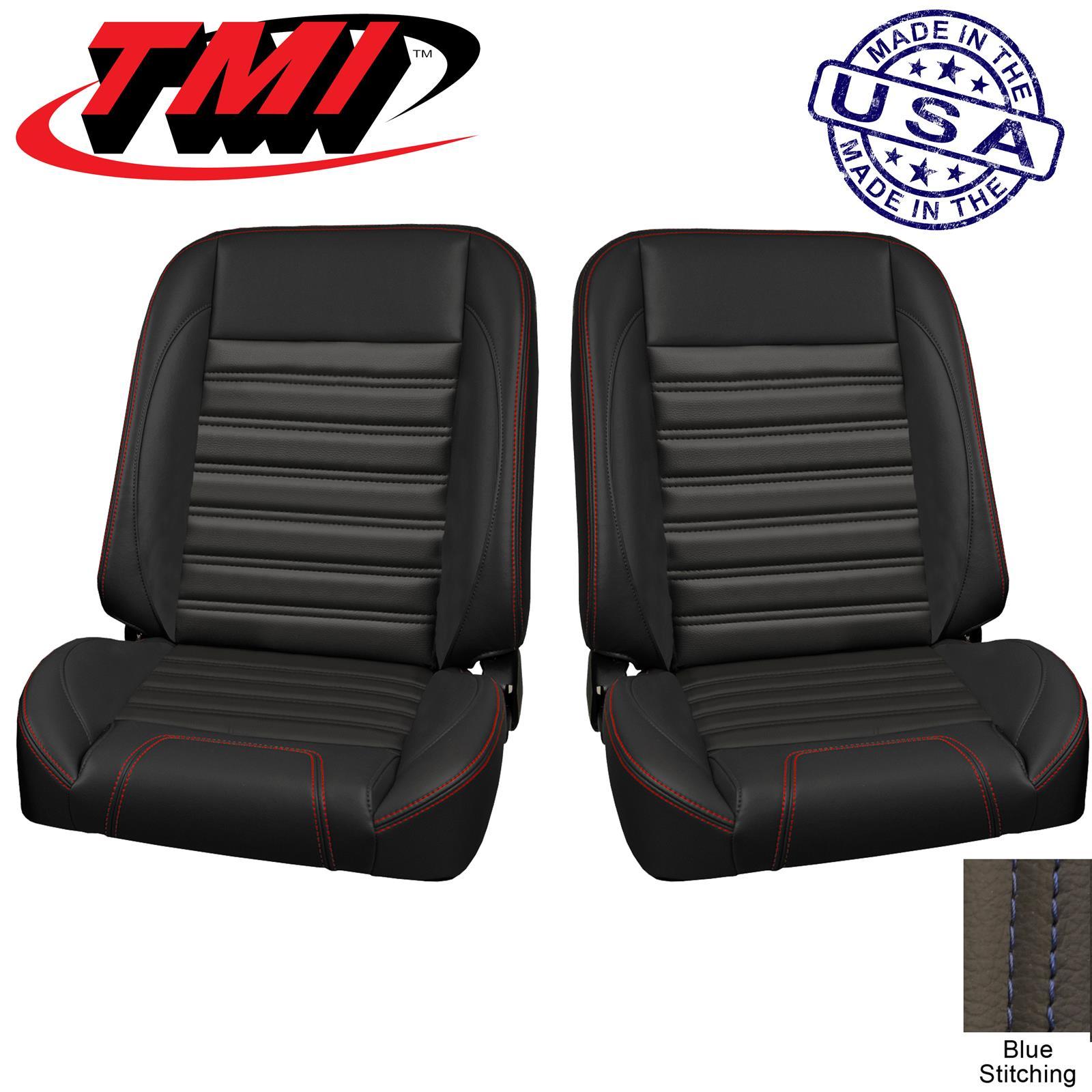 Tmi Pro Classic Sport Series Bucket Seats 47 9700 6525 Bs
