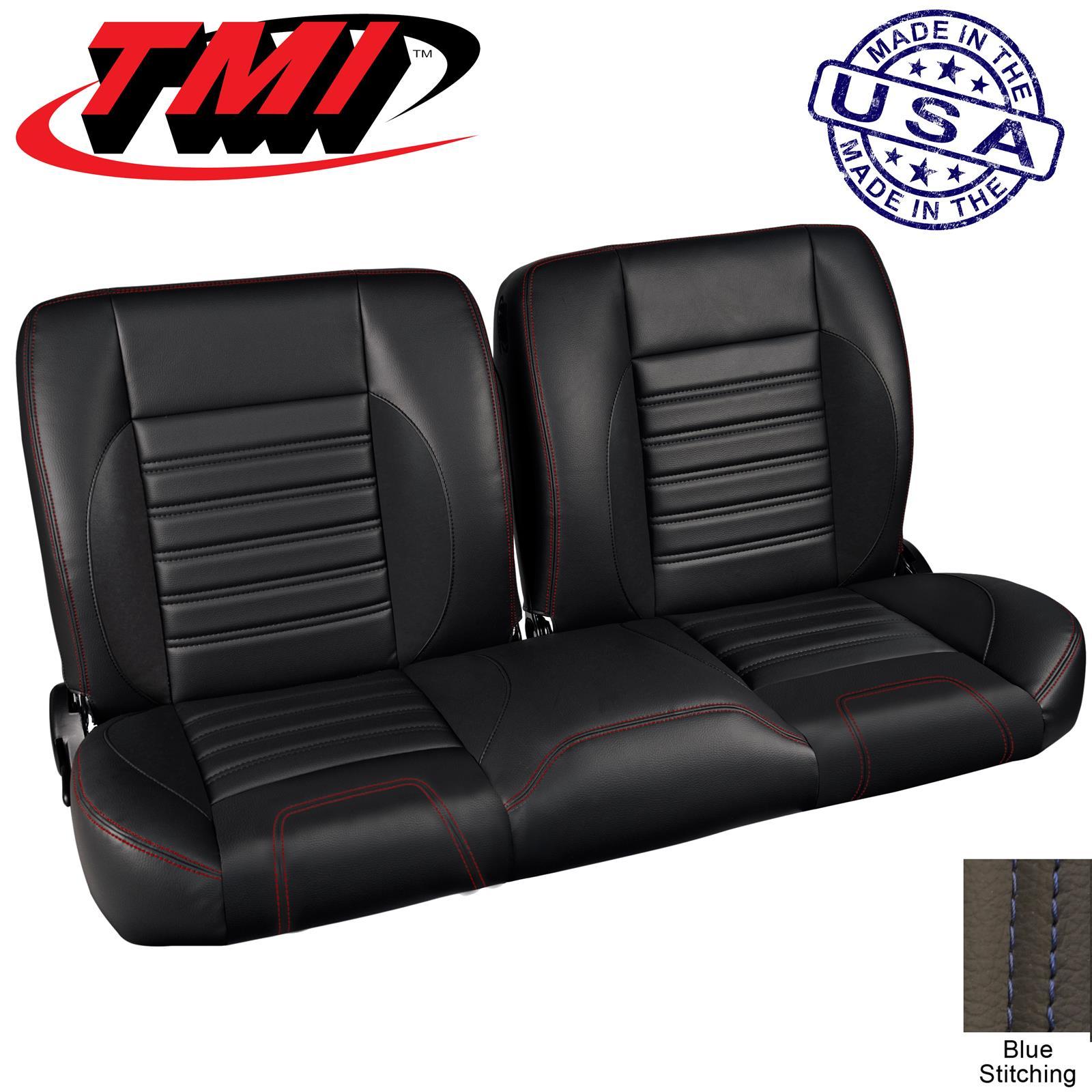 Strange 1965 Chevrolet C10 Pickup Tmi Sport Series Pro Split Back Bench Seats 47 9701 6525 Bs Theyellowbook Wood Chair Design Ideas Theyellowbookinfo