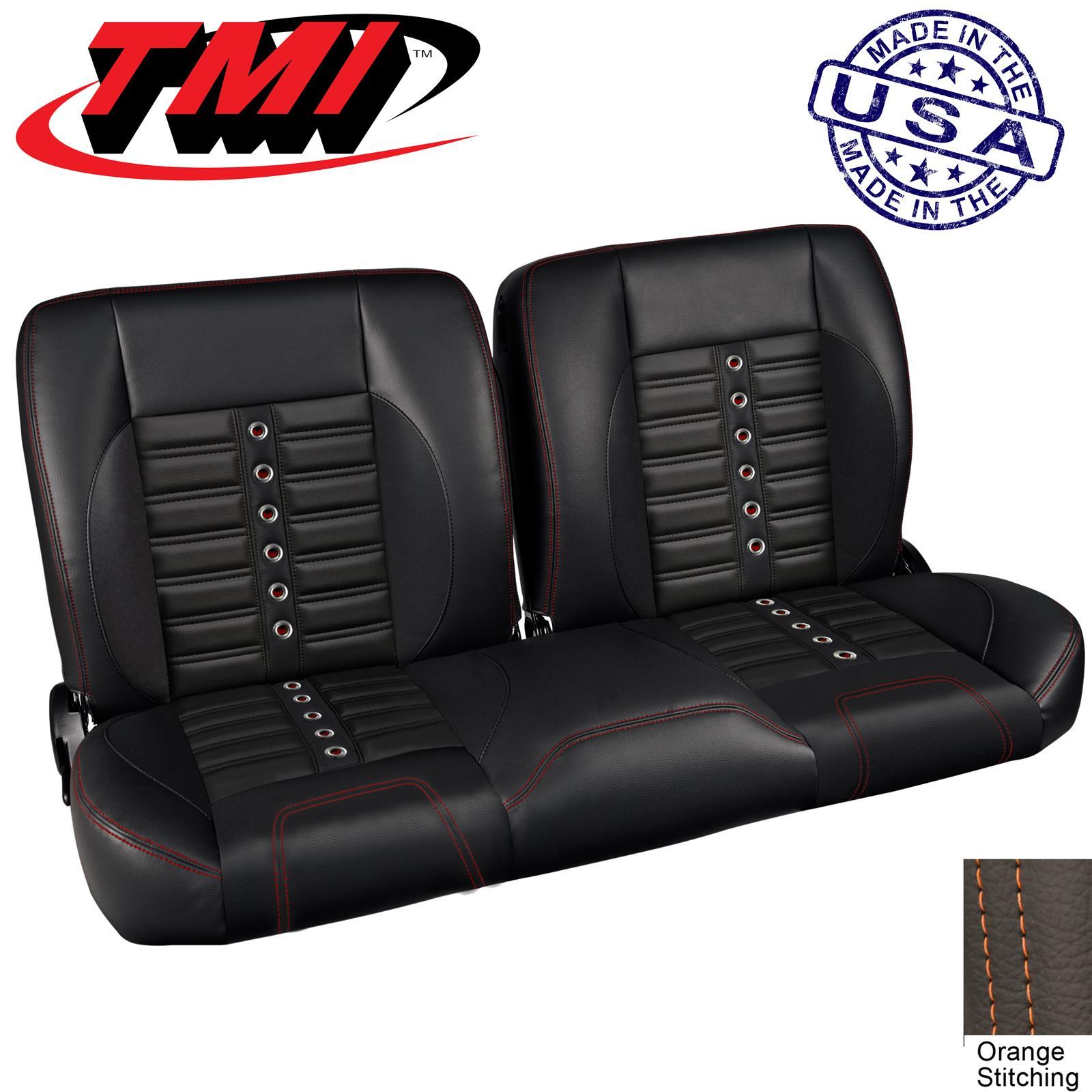 Tmi Sport Series X Pro Split Back Bench Seats 47 9748 6525