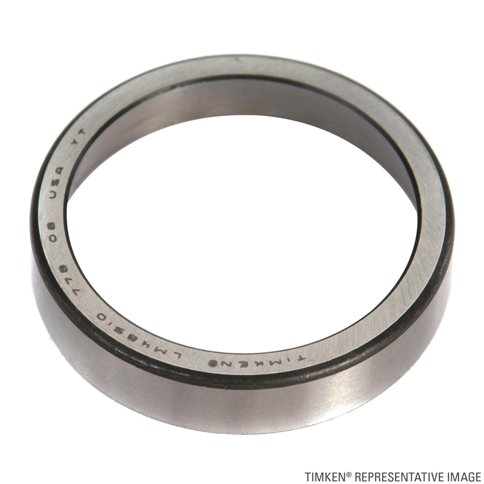 National Bearings 382A Differential Bearing Race