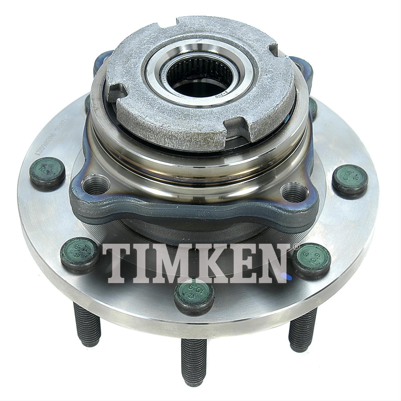 Timken Wheel Bearing and Hub Assemblies HA590440