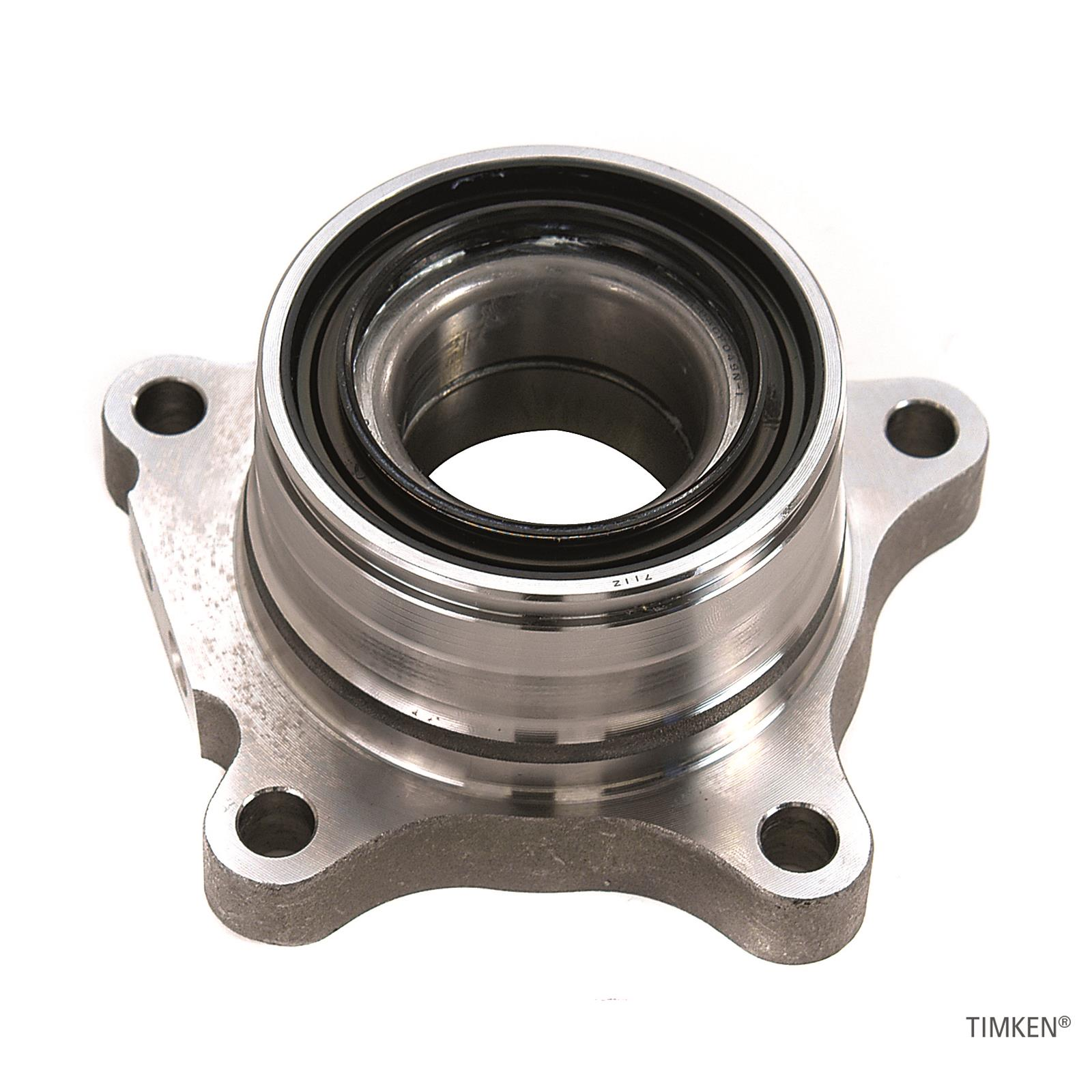 Timken BM500015 Rear Wheel Bearing Module