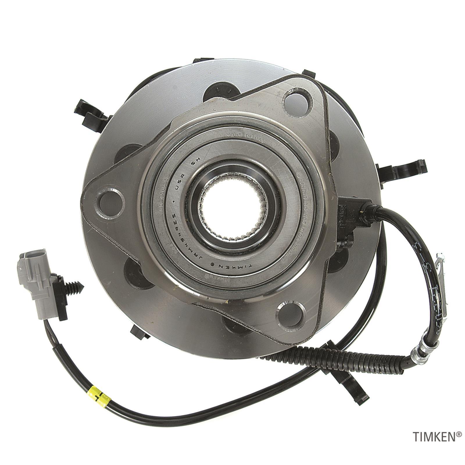 DODGE DAKOTA Timken Wheel Bearing and Hub Assemblies SP450101