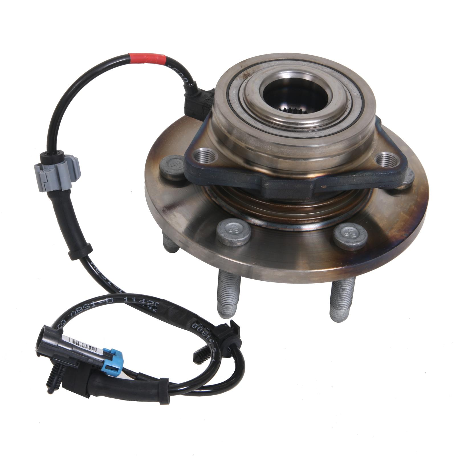 Timken Wheel Bearing and Hub Assemblies SP500300