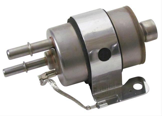 [ZHKZ_3066]  2001 CHEVROLET CORVETTE Tanks Inc. LS Fuel Filter Pressure Regulators LS9904   2001 Corvette Fuel Filter      Summit Racing