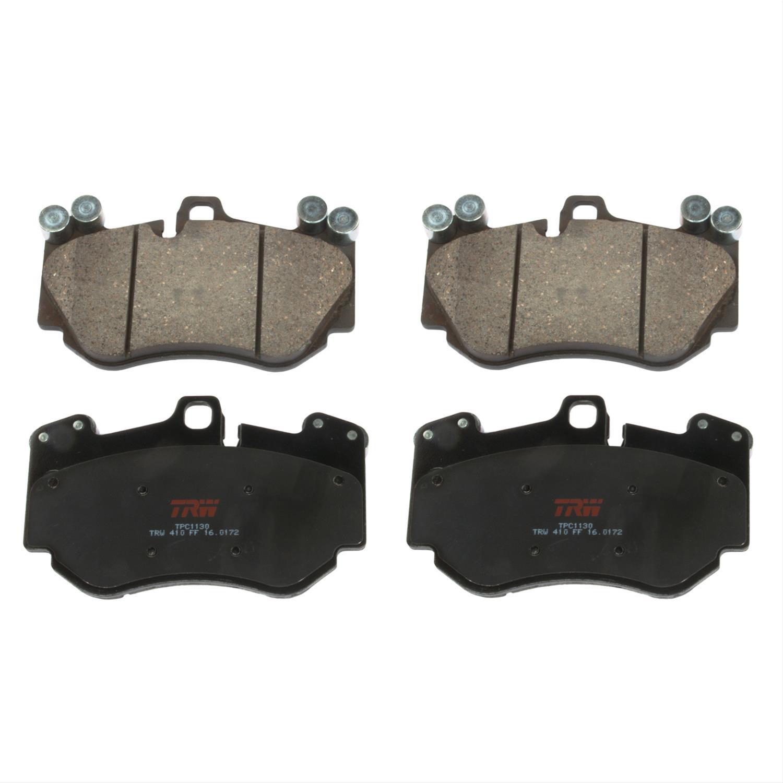 TRW TPC1130 Premium Ceramic Front Disc Brake Pad Set TRW Automotive