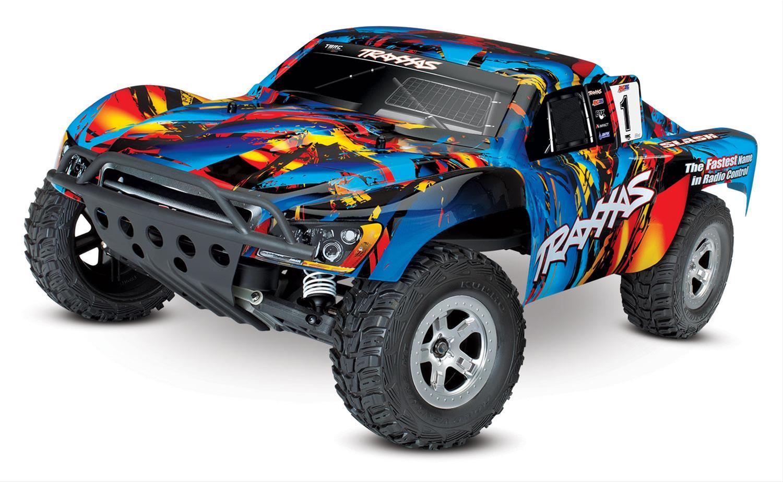 Traxxas Slash 2WD Short Course Rock n' Roll Racing Trucks 58024