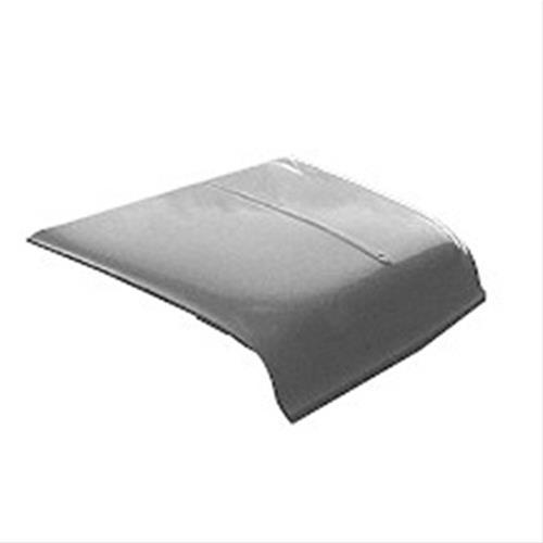 Heavy Duty Fiberglass : Us body source heavy duty fiberglass hood fcrh ebay