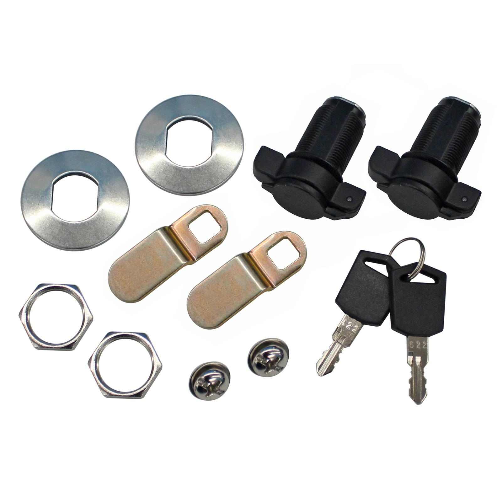 Undercover Rsas1001cl Tonneau Cover Replacement Lock And Key Set
