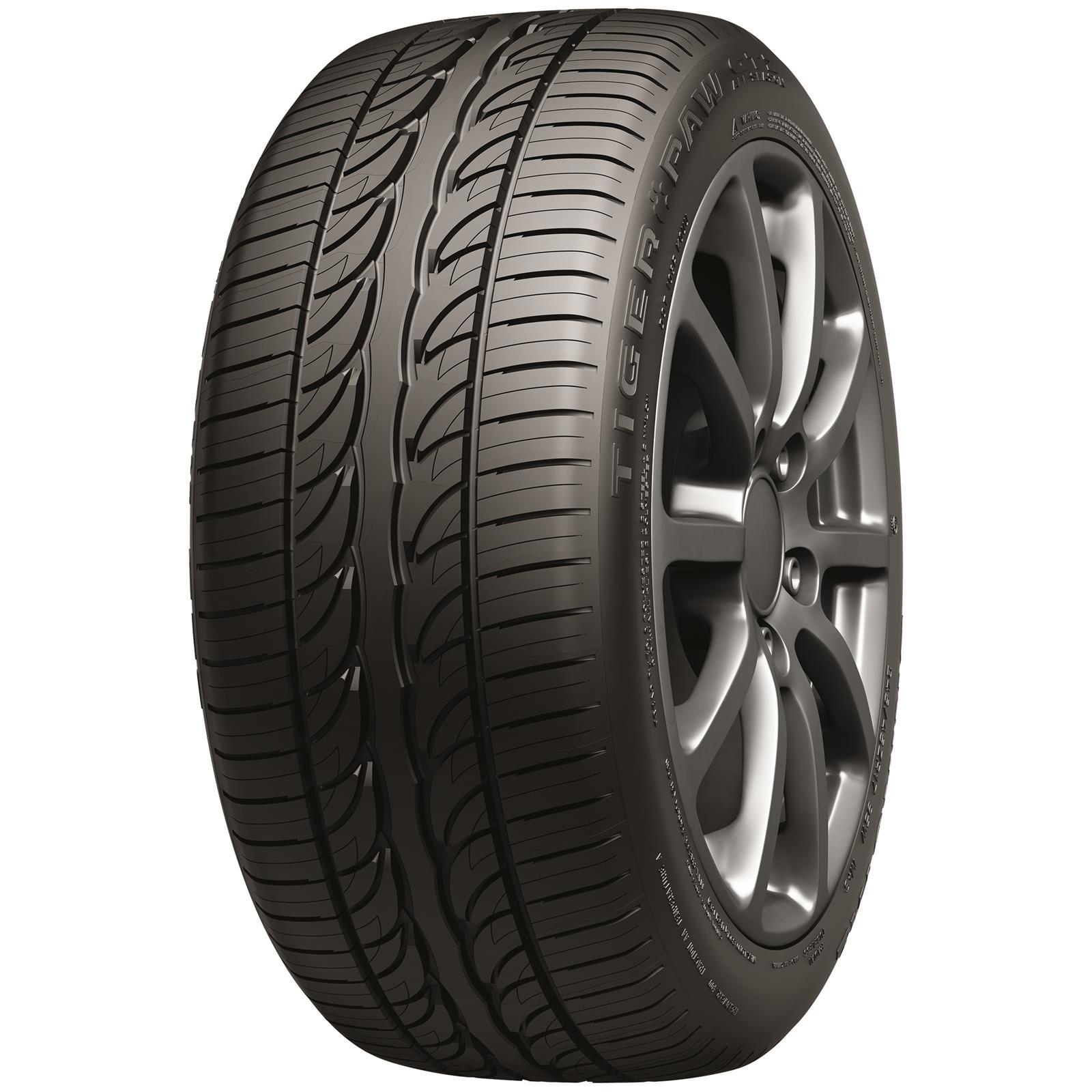 All Season Tires >> Uniroyal Tiger Paw Gtz All Season Tires 29578