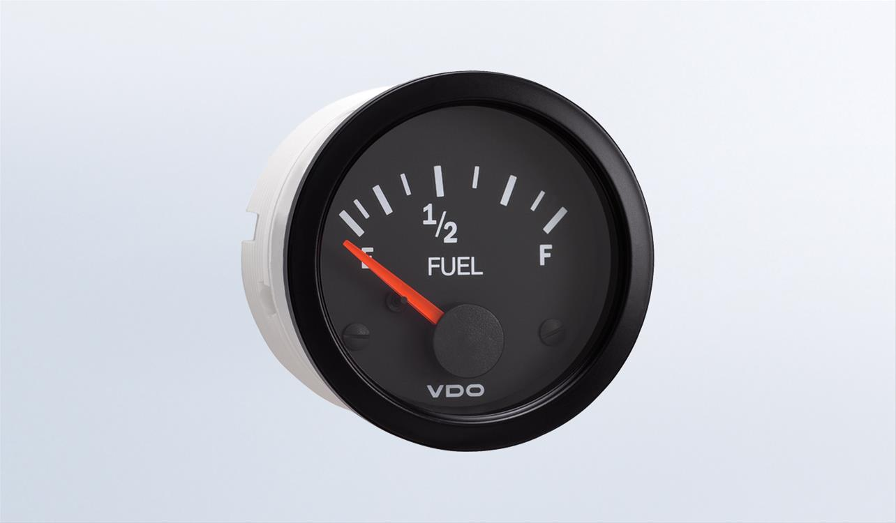 Vdo Vision Series Analog Gauges 301105 Free Shipping On Orders Auto Gauge Tach Wiring Over 99 At Summit Racing