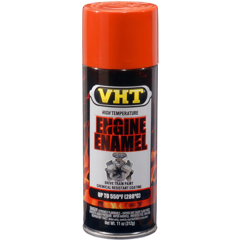 Vht Paint High Temperature Engine Enamel Gloss Hemi Orange 11 Oz Spray Ebay