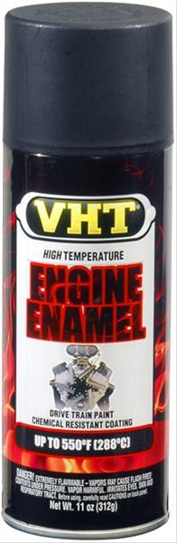 Vht Paint High Temperature Engine Enamel Satin General Motors Black 11 Oz Spray Ebay