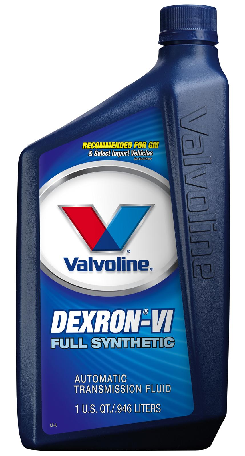 valvoline dexron vi atf transmission fluid vv370 free. Black Bedroom Furniture Sets. Home Design Ideas