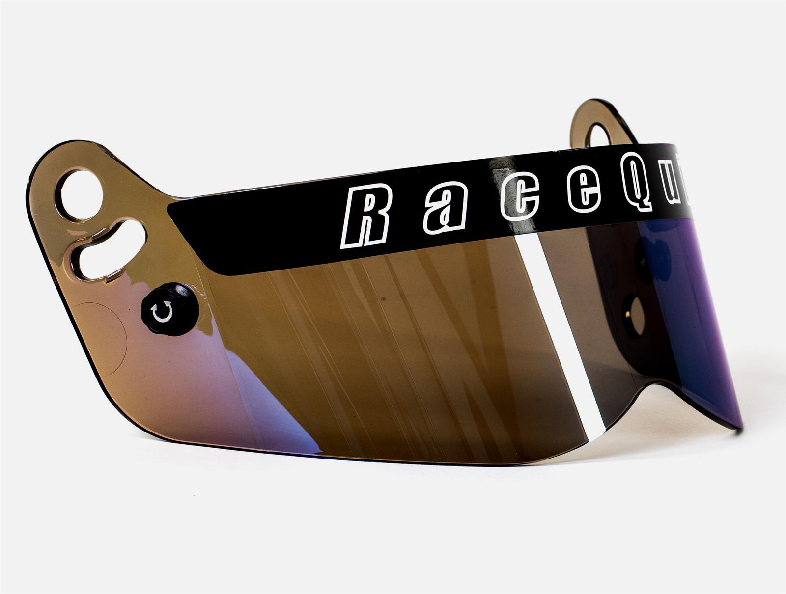 RaceQuip 205009 Mirror Helmet Face Shield