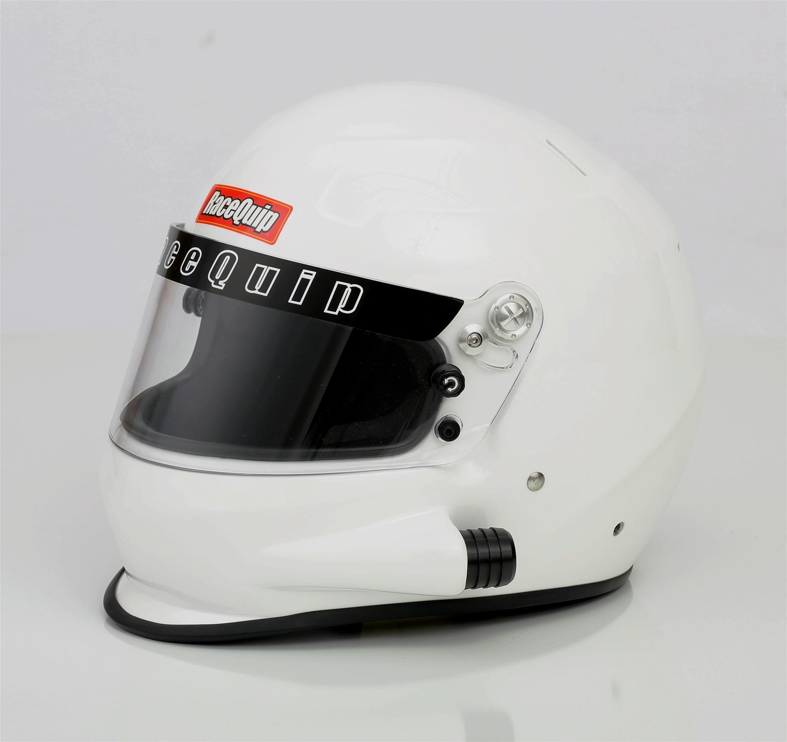 Racequip Pro15 Side Air Helmets 293115 Free Shipping On Orders Visor 311 Clear Over 99 At Summit Racing