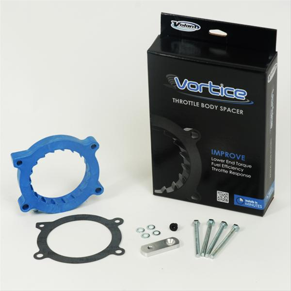 Volant Vortice Throttle Body Spacers 725253